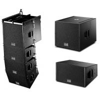 Wholesale 18in. High Efficiency Woofer Stadium Sound System Q-Sub 133 DB Pendant Array from china suppliers