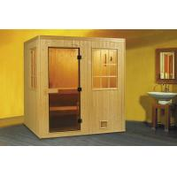Wholesale Monalisa M-6007 Finland wood sauna enclosure internal control saunas sauna cabin romantic sauna house European style from china suppliers