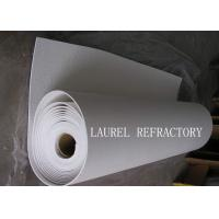 Wholesale Thermal Paper Ceramic Fiber Paper For Engine Hood Insulation Ceramic Wool Paper from china suppliers