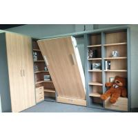 Wholesale Transformable Melamine Finish Single Murphy Wall Bed With Competitive Price from china suppliers