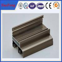 Wholesale Aluminium windows profiles in china manufacturer,aluminium double sliding windows frame from china suppliers