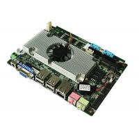 Wholesale Intel Atom D525 Processor  3.5 inch 6 COM embedded industrial mainboard DC Power supply from china suppliers