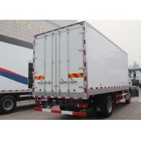 Wholesale 4X2 LHD 290HP Commercial Truck And Van With 5600*2300*600mm Body Cargo from china suppliers