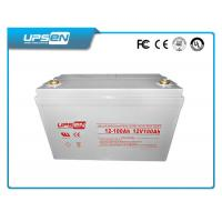 Wholesale 12V High Rate UPS battery sealed valve regulated Lead acid battery , grey from china suppliers