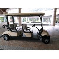 Wholesale Precedent 4 Passenger Golf Cart / Electric Golf Buggy With Electric Motor from china suppliers