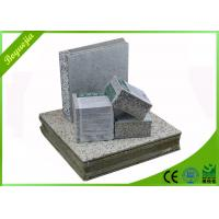Wholesale Fireproof Heat Preservation EPS cement Wall Panel Without Asbestos from china suppliers