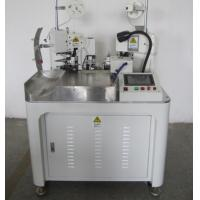 Quality Fully Automatic Double Wire Crimping Machine Automatic Terminal Machine for sale