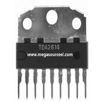 China Integrated Circuit Chip TDA2614 -  Semiconductors - 6 W hi-fi audio power amplifier on sale