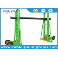 Wholesale Underground Cable Tools 5T Hydraulic Cable Reel Elevators for Releasing Cable Drum from china suppliers