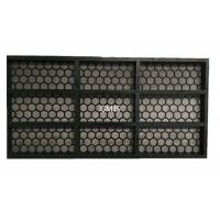 Buy cheap Black / Green Mi Swaco Shaker Screens Alkali Resistance Long Service Time from wholesalers