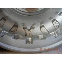 Quality EDM CNC machining SUV ATV Tyre Mould OF Q345 hot rolled steel for sale