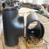 Wholesale Carbon Steel Wpb A234 Equal Tee  for pipeline from china suppliers