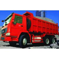 Wholesale 50 tons Sinotruck HOWO Heavy Duty Dump Trucks with Driving Overloading Capacity for mining from china suppliers