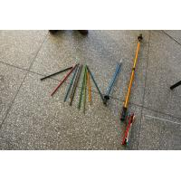 Wholesale Single Aluminium Ultralight Trekking Pole Anodic Reaction Alloy from china suppliers