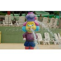Wholesale Cartoon Spray Park Equipment Water Playground Fiberglass Water Toys from china suppliers