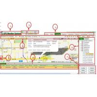 Wholesale Online Management GPS Moving Map Software For Vehicle Tracking from china suppliers