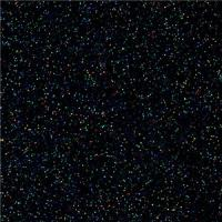 Wholesale PET Holographic Black Hexagon Shape Glitter Powder For Wallpaper Decoration (PHS08) from china suppliers
