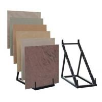 Wholesale Simple Ceramics Flooring Tile Retail Display Racks triangle structure, step holders from china suppliers