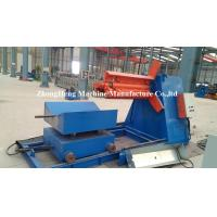 Buy cheap Stainless Steel Decoiling / Automatic Hydraulic Steel Coil Decoiler 5T /7 T /10 T from wholesalers