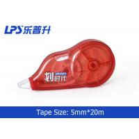Wholesale Red Ergonomic Correction Tape Office Depot Customized LOGO from china suppliers