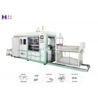 Wholesale Vacuum Plastic Blister Forming Machine 220-480 Times / H Pneumatically Powered Clamp Frame from china suppliers