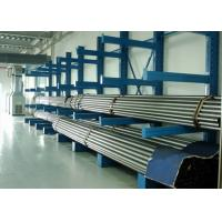 Wholesale Steel Pipe Cantilever Pallet Racking , Heavy Duty Cantilever Racking System from china suppliers