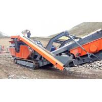 Wholesale High Production Mobile impact Crushing Plant With Low Maintenance 180 - 350 T / H from china suppliers