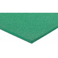 Wholesale Prefabricated rubber floor mat for basketball court green width:1.22m anti-slip good quality from china suppliers