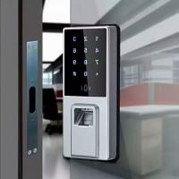 Quality Biometric Fingerprint Lock, Anti-theft Lock with Remote Control and Password for sale
