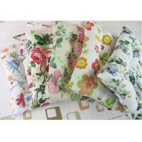 Wholesale Polyester Cotton Floor Cushions , Decorative Dining Chair Cushions With Ties from china suppliers