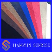 Wholesale Non Toxic Full Grain PU Synthetic Faux Ostrich Leather Fabric 54'' Width from china suppliers