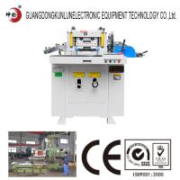 Wholesale EVA Material Hot Stamping Die Cutting Machine Fully Automatic Die Cutter Machine from china suppliers