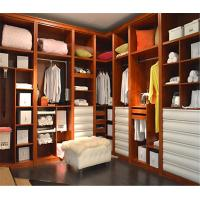 Wholesale fashion Walk-in closet and wardrobe designs from china suppliers