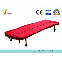 Wholesale Stainless Steel Folding Stretcher For Funeral Canvas Transfer Body Bag , Funeral Products from china suppliers
