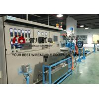Wholesale Fuchuan Wire Extruder Machine For LAN Cable With Inlet Copper Wire 2.5-3mm Max Die No. 17 from china suppliers