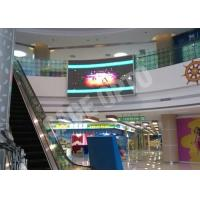 Quality Advertising P6 Indoor LED Displays Full Color RGB With SMD 3528 for sale