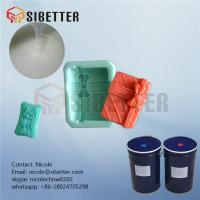 Wholesale Lace Fondant Mould Making Liquid Silicone Rubber for Food Grade Craft from china suppliers