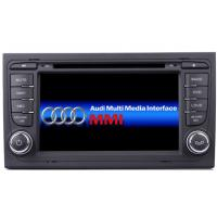 Wholesale 7 Inch Digital Audi Car DVD Player Bluetooth WIFI For AUDI A4 AUD-7102GD from china suppliers