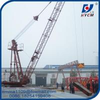 Wholesale 8000 kg Derrick Crane 1840 Models Fixed Roof Floor Lifting Material from china suppliers