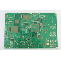 Wholesale 1.30MM 8 Layers Gold Immersion Fr4 PCB Automatic Door Sensors PCB Circuit Board from china suppliers