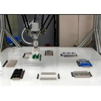 Quality High Speed Visual Inspection Systems Sorting System With Delta Robot for sale