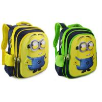 Wholesale New Minions 3D Cartoon Kid's School Bag Rucksack Backpack For 1 years to 12 years Old Kids from china suppliers