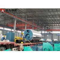 China Diesel Heavy Oil Steam Boiler Automatic Fire Tube 1.6MPa Working Pressure on sale