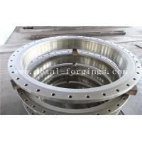 Wholesale Quenching And Tempering Carbon Steel Flange / Pressure Vessel Flange from china suppliers