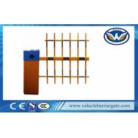 Wholesale Security Barriers And Gates Vehicle Barrier Gate With 2.4G Rfid Long Rang Reader Handle from china suppliers