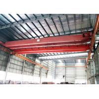 Buy cheap 50 T Double Girder Overhead Travelling Cranes for Industrial workshop from wholesalers