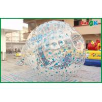 Wholesale Promotional Inflatable Sports Games Gaint Body Zorb Ball 2.3x1.6m from china suppliers