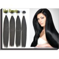 "Wholesale Glossy Straight Unprocessed 12"" 14"" Virgin Peruvian Hair Extensions For Adults from china suppliers"