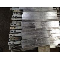 Wholesale Weld Type Zinc Anodes For Ships / Marine Vessels / Drill Rigs from china suppliers
