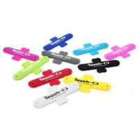 Buy cheap Touch-U One-touch Silicone Phone Holder Stand for Mobile phone Multi-color from wholesalers